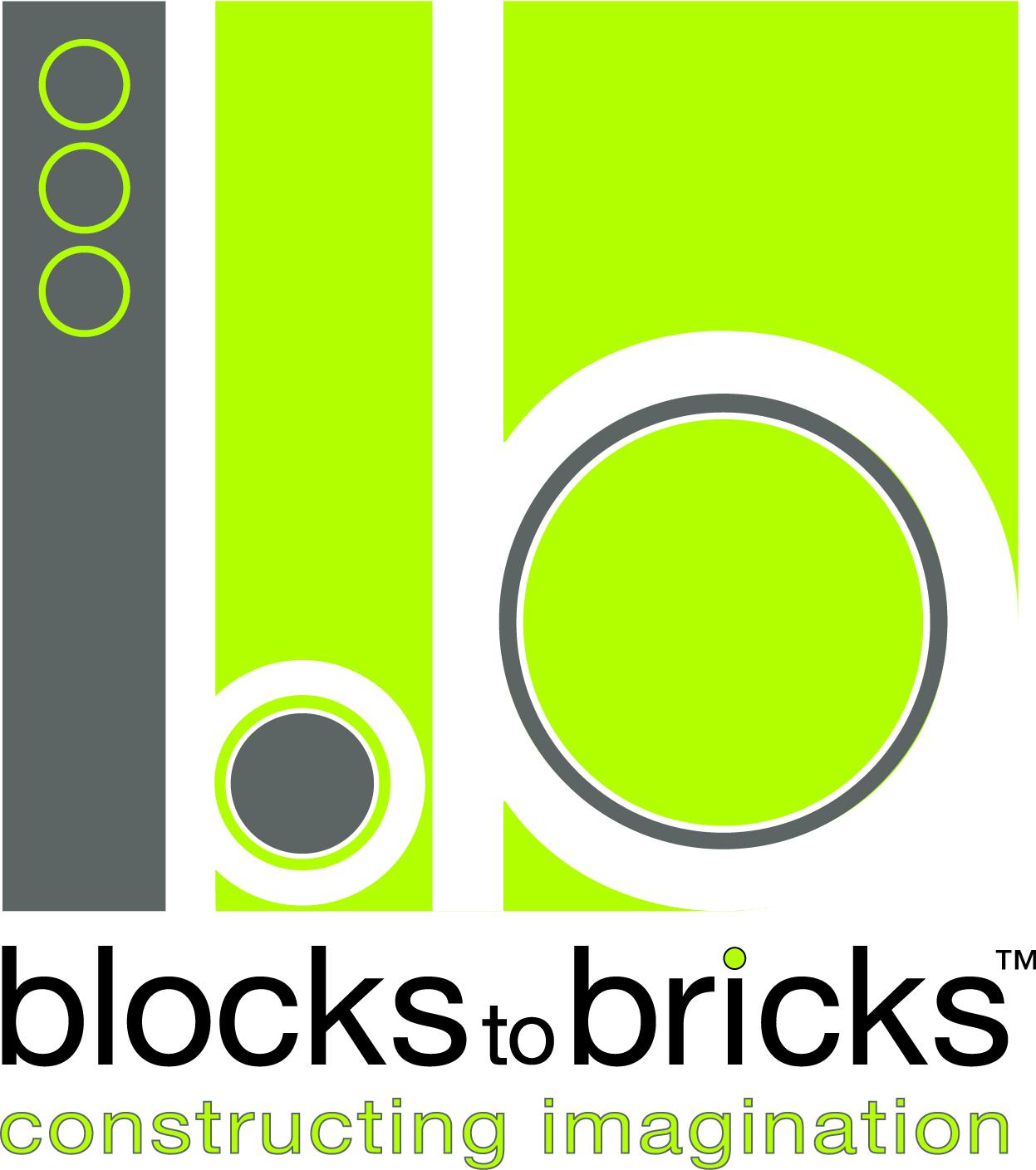 Blocks to Bricks